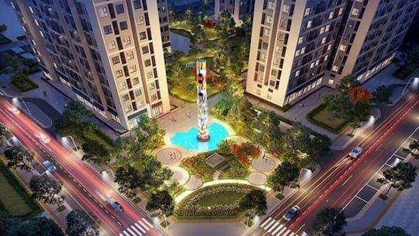 thong tin du an vinhome smart city